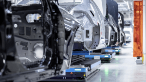 Digital Manufacturing Drives Flexible Automotive Production