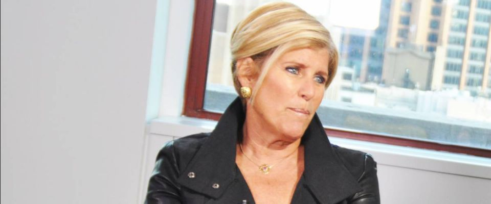 <cite>Jacqueline Zaccor / Flickr</cite> <br>Suze Orman endorsed a prepaid debit card called The Approved Card.<br>