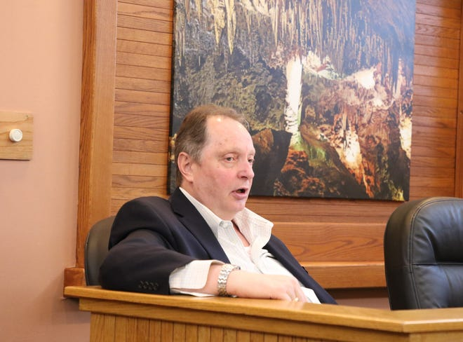 Eddy County Manager Allen Davis says the Carlsbad Department of Development will act as third party agent for CARES Act allocations for Eddy County businesses.